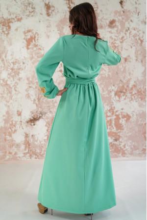 Платье «Мальвы» цвета светлой мяты