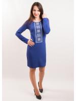 Сукня «Феєрія» синього кольору