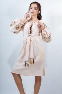 Сукня «Чарівність» кольору айворі