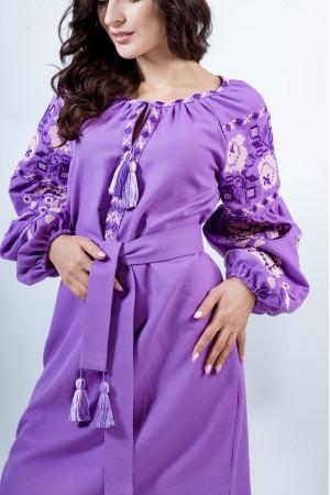 Сукня «Чарівність» фіолетового кольору