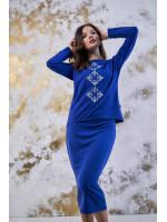 Костюм «Зоряний» синього кольору
