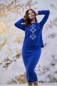 Костюм «Звездный» синего цвета