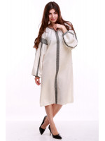 Сукня «Думка-2» молочного кольору
