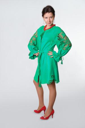 bc5e6107b10987a Вышитые платья в украинском стиле, купить платье-вышиванку