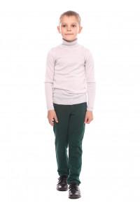 Штаны «Степси» зеленого цвета