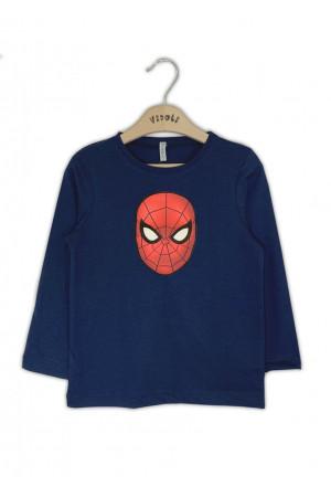 Реглан «Людина-павук» синього кольору