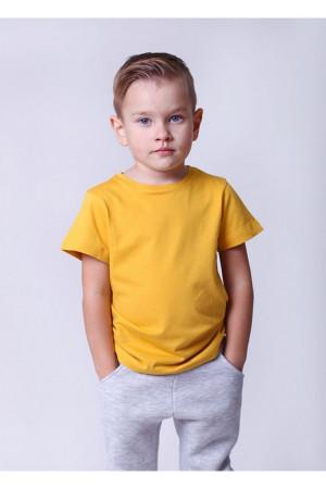 Футболка «Алекс» желтого цвета