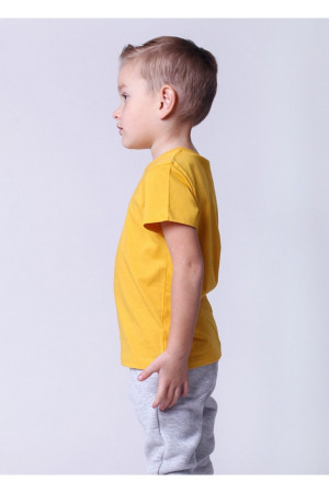 Футболка «Алекс» жовтого кольору