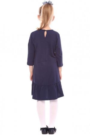Сукня «Штольз» темно-синього кольору