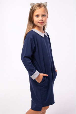 Сукня «Доллі» синього кольору