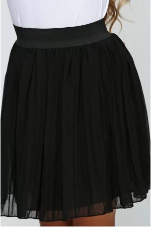 Спідниця «Фортуна» чорного кольору