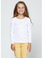 Джемпер «Анабель» білого кольору