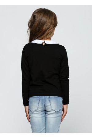Джемпер «Одрі» чорного кольору