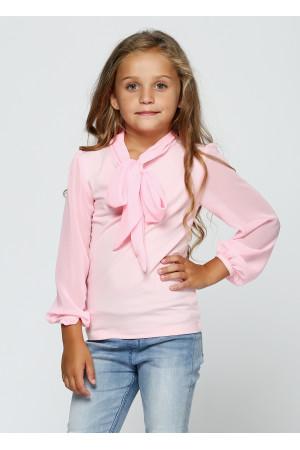 Блуза «Фрайди» розового цвета