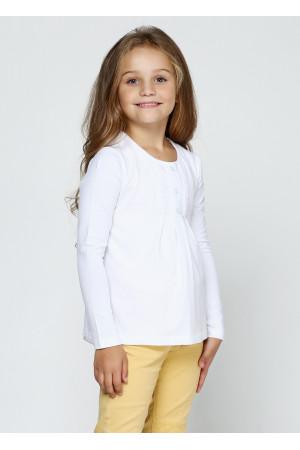 Джемпер «Нора» белого  цвета