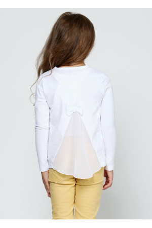Джемпер «Нора» білого кольору