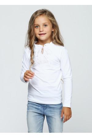 Джемпер «Телезі» білого кольору
