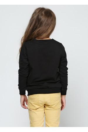 Джемпер «Сенж» черного цвета
