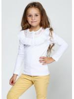 Джемпер «Фрауд» білого кольору