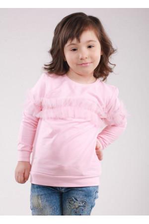 Джемпер «Харт» розового цвета