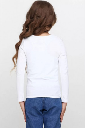 Кофта «Фаїна» білого кольору