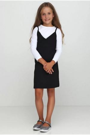 Сарафан «Рита» чорного кольору