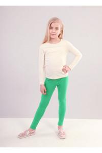 Леггинсы «Мирри» зеленого цвета