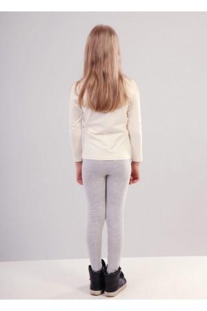 Легінси «Міррі» меланжево-сірого кольору