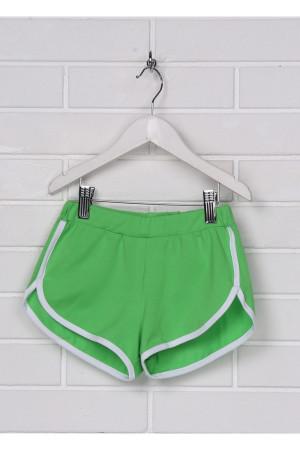 Шорты «Лили» зеленого цвета