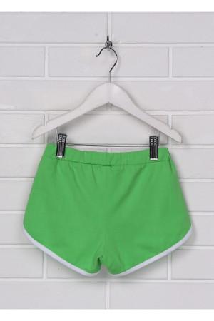 Шорти «Лілі» зеленого кольору