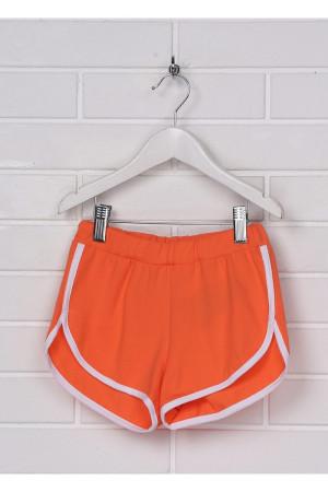 Шорты «Лили» оранжевого цвета