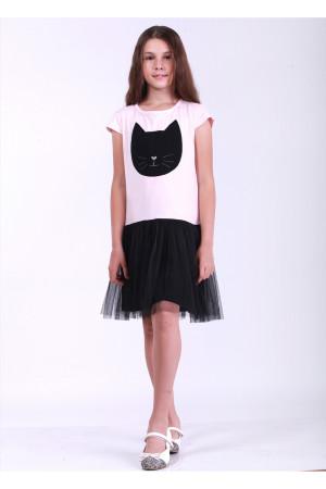 Сукня «Блекі» персикового кольору