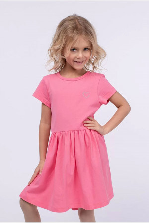 Платье «Лалли» розового цвета