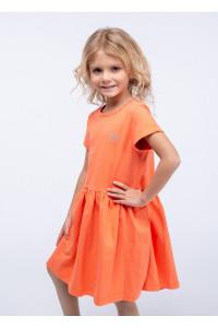 Сукня «Яринка» помаранчевого кольору
