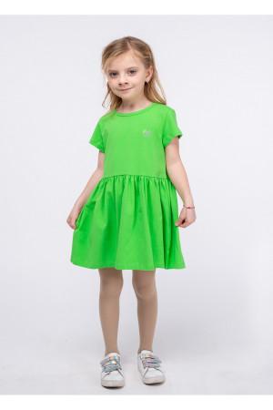 Сукня «Яринка» салатового кольору