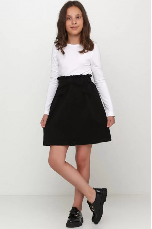 Юбка «Сабина» черного цвета