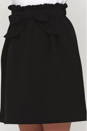 Спідниця «Сабіна» чорного кольору