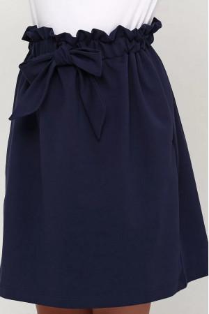 Спідниця «Сабіна» синього кольору