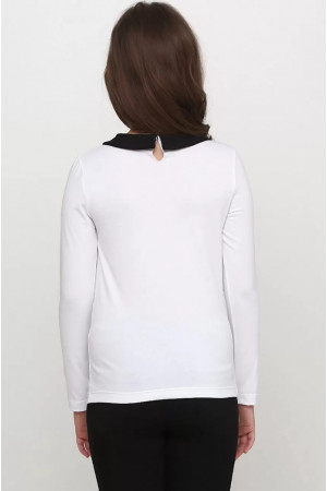 Джемпер «Дора» білого кольору