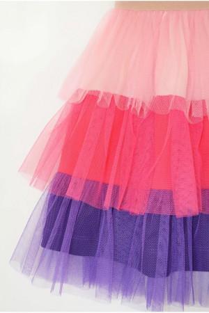 Спідниця «Тутта» рожевого кольору
