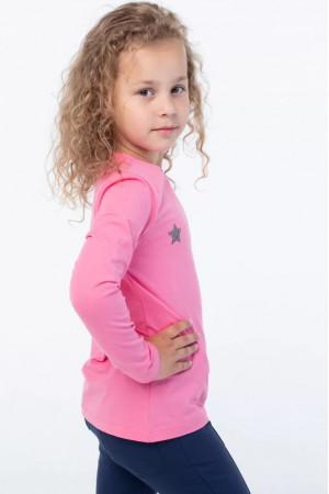 Кофта «Орися» яскраво-рожевого кольору