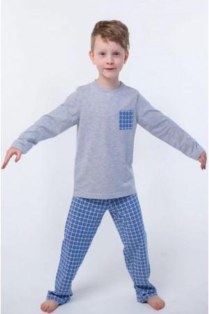 Піжама «Тодді» сірого кольору