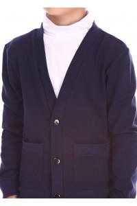Жакет «Олдін» темно-синього кольору