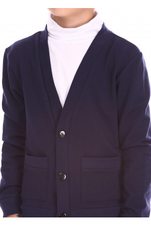 Жакет «Олдин» темно-синего цвета