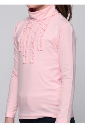 Гольф «Стефані» рожевого кольору