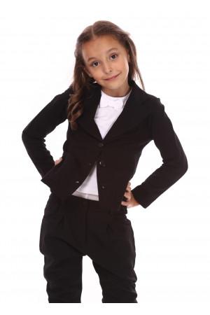 Жакет «Нора» чорного кольору