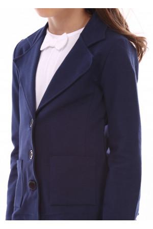 Жакет «Нора» темно-синього кольору