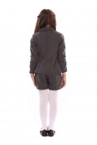 Жакет «Нора» сірого кольору