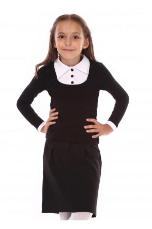 Джемпер «Анері» чорного кольору