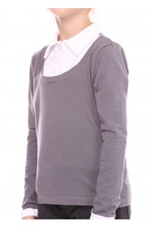 Джемпер «Анері» сірого кольору